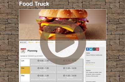 food truck video